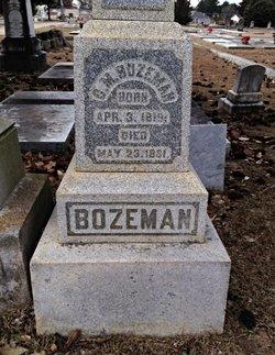 Judge Cornelius Murphy Bozeman