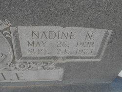 Naomi Nadine <i>Bristol</i> Rule
