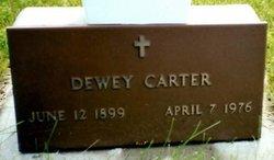 Fred Dewey Carter