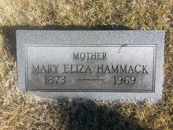 Mary Eliza <i>Treece</i> Hammack