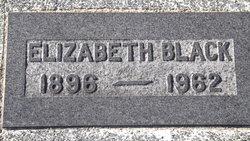 Rachel Elizabeth <i>Taylor</i> Black