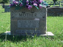 Mary Alene <i>Sisemore</i> Graves