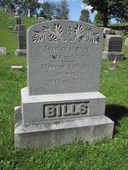 Cornelia S. <i>Wildes</i> Bills