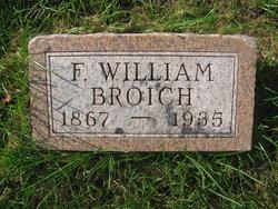 Frederick William Broich