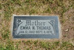 Emma Dorthea <i>Neilson</i> Thomas