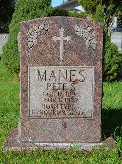 Pete S Manos