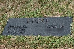 Donald R. Lebo