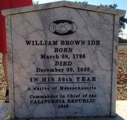 William Brown Ide