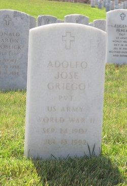 Adolfo Jose Griego