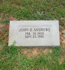 John Douglas Andrews