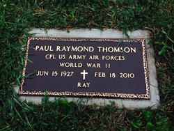 Paul Raymond Ray Thomson