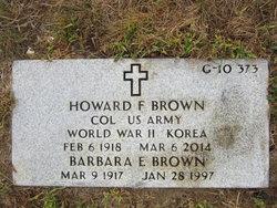 Barbara E. <i>Beachen</i> Brown