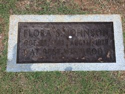 Flora <i>Snyder</i> Johnson