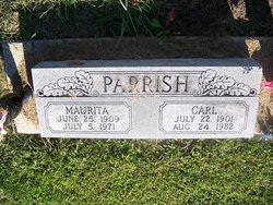 Maurita Alda <i>Golbricht</i> Parrish