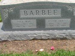Lester Ernest Barbee