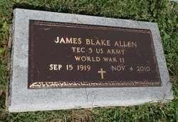 James Blake Allen