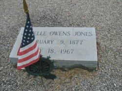 Sarah Jumelle Jumelle <i>Owens</i> Jones