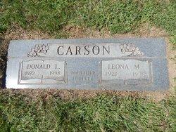 Donald L Bud Carson