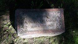 Amanda Olivia Karlsdotter <i>Anderson</i> Erlandson