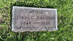 Emma Karolina <i>Andersdotter</i> Johnson