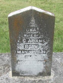 Leona May Ona <i>Mount</i> Adams