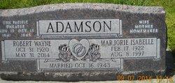 Marjorie Isabelle <i>Morris</i> Adamson