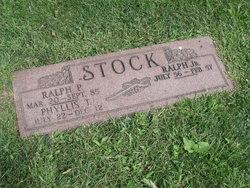 Ralph Peter Stock, Sr