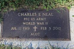 Charles Edward Alec Neal