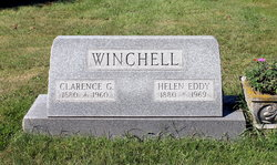 Dr Clarence Garfield Winchell