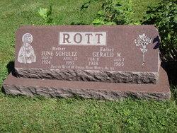 June <i>Schultz</i> Rott