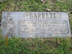 Bertha <i>Waddle</i> Barrett