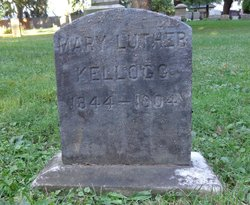 Mary Ellen <i>Luther</i> Kellogg