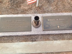 Maude Marie <i>Sexton</i> Barker