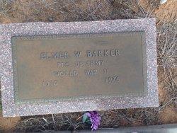 Elmer Wayne Barker