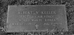 Albert V. Keeler