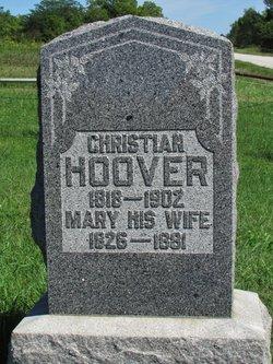 Mary Jane <i>Bremer</i> Hoover