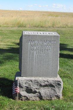 James R. McKee