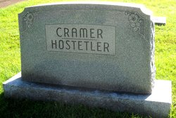 Etta Harriet <i>Cramer</i> Hostetler