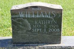 Kathryn <i>Hill</i> Williams