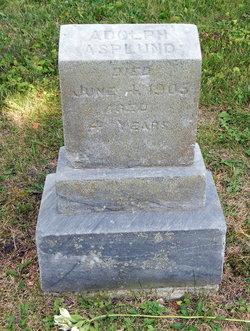 Adolph Asplund