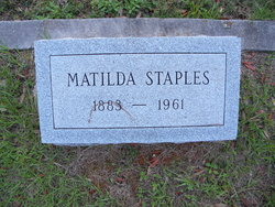 Matilda Staples
