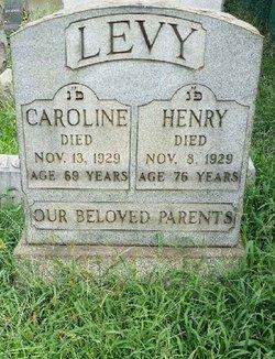 Caroline <i>Prince</i> Levy