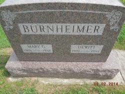 DeWitt Burnheimer