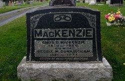 Mary E <i>Scott</i> MacKenzie