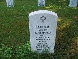 Porter Miles Meredith
