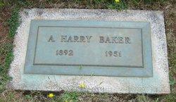 Arthur Harry Baker