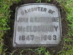 Mary E. McEldowney