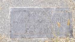 Anna Mary <i>McCracken</i> Benning