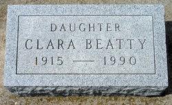 Clara Beatty