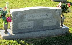 Jessie <i>Whitfield</i> Simmons